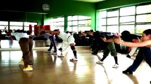 mtv dance inbal haim