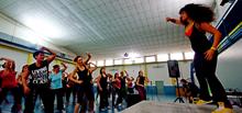ZUMBA + AERO DANCE